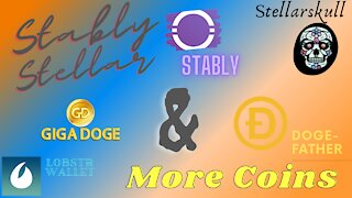 Stably-Stellar & More Coins