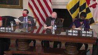 Gov. Hogan signs 66 bills into law