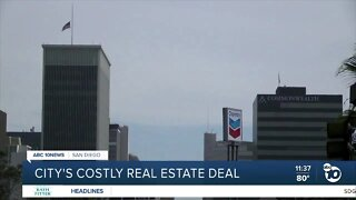 City's costly real estate deal