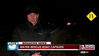 Kipper flooding live shot