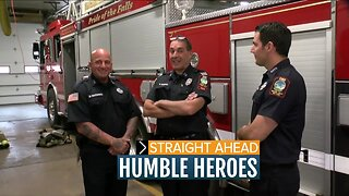 Niagara Falls firefighters deliver baby in tight situation