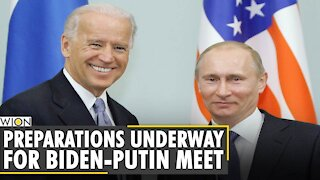 President Biden and Russian leader Putin to meet in Geneva
