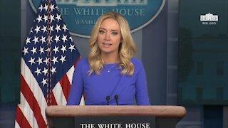 Press Secretary Kayleigh McEnany holds a briefing 12-15-2020