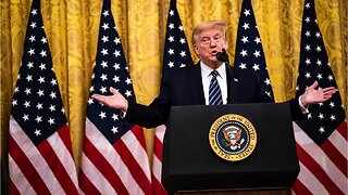 """Trump: Coronavirus Is An Attack, """"Worse Than Pearl Harbor And 9/11"""""""