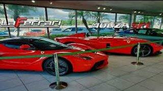 FERRARI MONZA SP1 comes to Ferrari of central Florida 2020