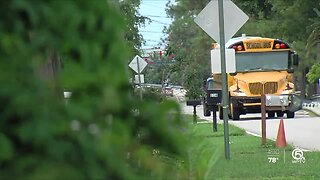 Bus driver shortage in Palm Beach County