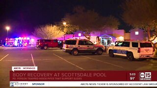 Person trapped at Scottsdale aquatic park