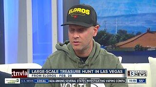 Treasure Hunt Around Las Vegas
