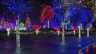 Winterfest kicks off holiday season in Downtown Cleveland