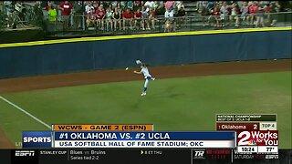 UCLA defeats Oklahoma to win Women's College World Series