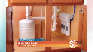 H2O Concepts: Finding the best water system for your home