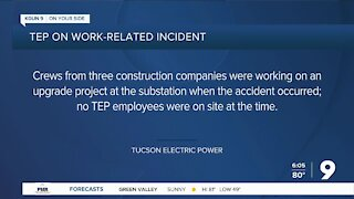 Subcontractor dies at TEP power station