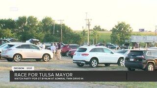 Race for Tulsa Mayor