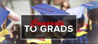 Congrats to Grads! Jeremy Villalbazo & Scarlett Solorzana
