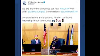 RTC of Southern Nevada announces new Vice Chair