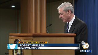San Diego lawmakers react to Mueller's statements