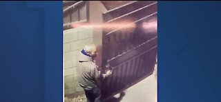 Las Vegas police say thief targeting catalytic converters
