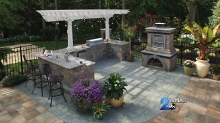 Cambridge Pavers - Outdoor Living Space