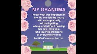 My grandma [GMG Originals]