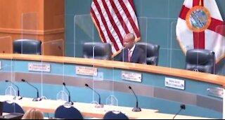 Palm Beach County holds virtual COVID-19 vaccine town hall