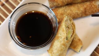 How to make ginger soy dipping sauce