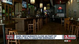 Restaurants in Iowa close to diners after state announces Public Health Disaster Emergency