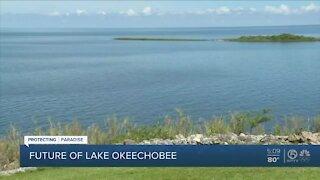 Army Corps speaks to Palm Beach County commissioner regarding Lake Okeechobee water plan