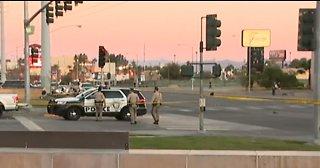 Vegas police investigate fatal hit-and-run crash