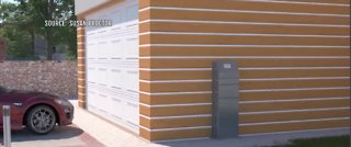New Summerlin homes come with safety lockers to stop package thieves