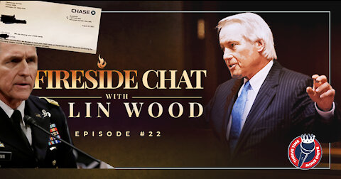 Lin Wood Fireside Chat 22   Get Your Money Out of the Hands of the Enemy + Fight Back for Flynn