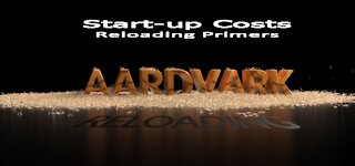 Cost to get started - Reloading Primers