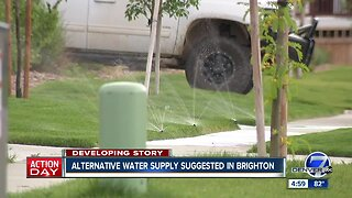Alternative water supply suggested in Brighton