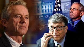 """Robert Kennedy Jr. sobre FAUCI y GATES: Tienen """"enredos financieros CORRUPTOS"""" desde hace 20 años"""