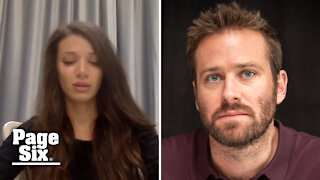 Armie Hammer accused of 'violently' raping a woman named Effie