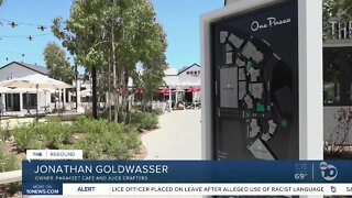 One Paseo reopens retail center