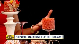 Last Minute Inexpensive Thanksgiving Decorations