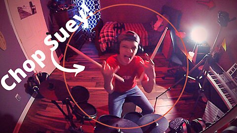 System Of a Down - Chop Suey! - Sturgeostic Drum Cover