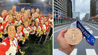 Here's How Much Money Canada's Athletes Get Paid For Winning Medals At The Olympics