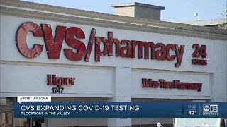 CVS expanding coronavirus testing sites