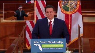 FULL NEWS CONFERENCE: Florida Gov. Ron DeSantis discusses 2020-21 school year on Wednesday
