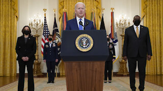 President Biden first prime-time address of his presidency is tonight