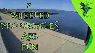3 Wheeled Motorcycles