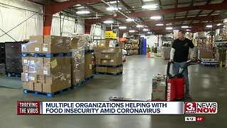 Multiple organizations helping with food insecurity amid Coronavirus