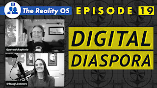 Digital Diaspora - Is 40 years in the Desert Measured in Internet Time?