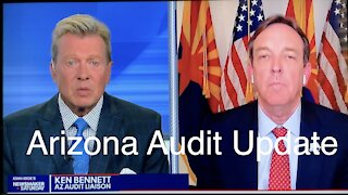Ken Bennett Arizona Audit Update June 5 with Fox 10 Phoenix