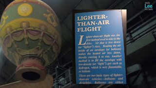 National Museum of the U.S.A.F. Lighter-Than-Air Flight