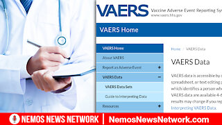 Medical Professionals are REQUIRED BY LAW to REPORT to VAERS! PUT THEM ON NOTICE WITH THIS!