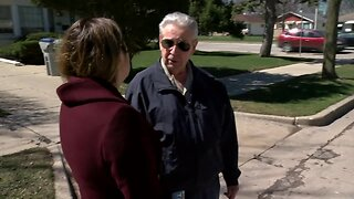 Residents upset with large number of potholes in Milwaukee