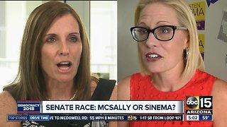 Arizona Senate race: McSally or Sinema?