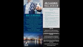 Job Placement Packages